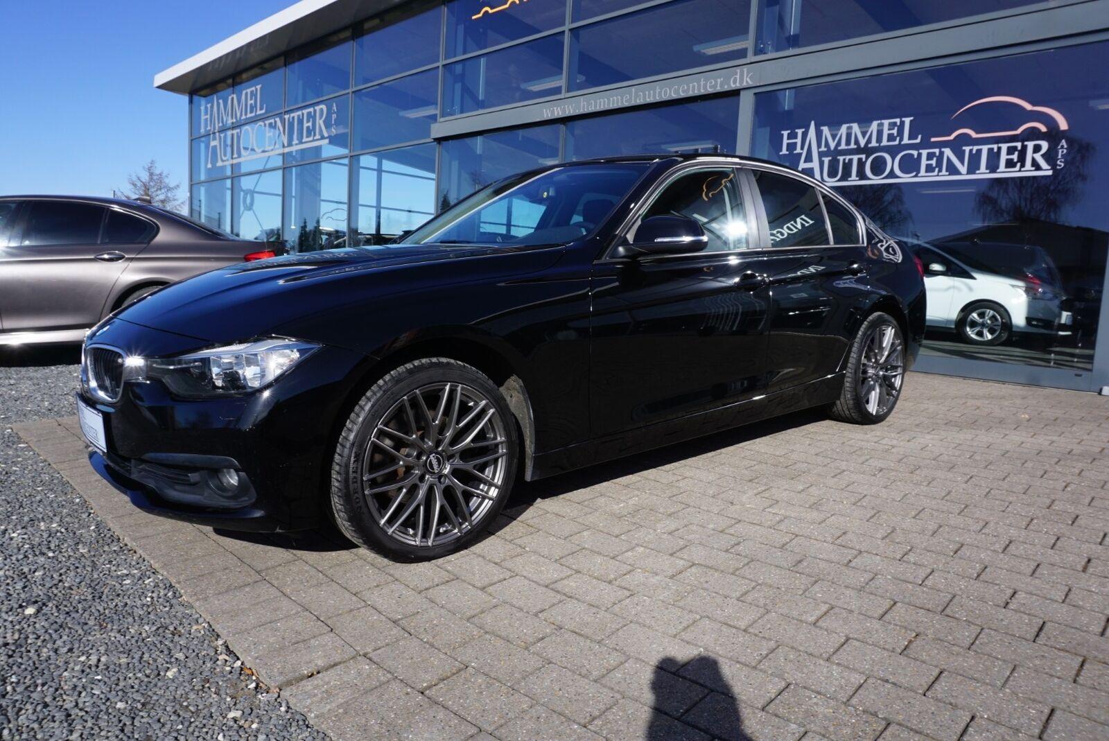 BMW 320d 2,0 aut. 4d