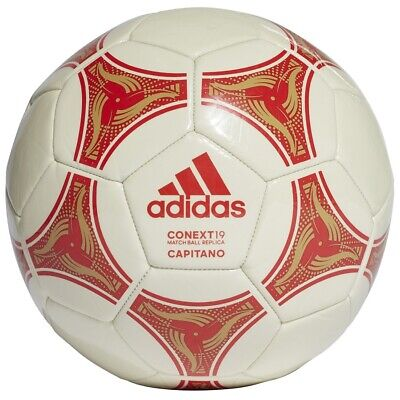 Soccer Ball Adidas Conext 19 Cpt 5 White Size 5 Football Fussball 4060507351964 Ebay