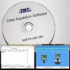 USB MESSGERÄT DATENLOGGER SOFTWARE & RS-232 KABEL AUSWERTUNGSSOFTWARE USB  SW2