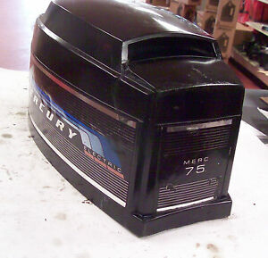 Cover For 7 5 Hp Mercury Outboard Motor 1970 39 S Ebay