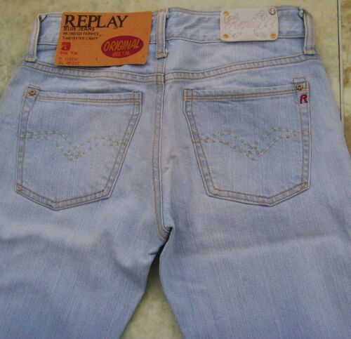 Jeans 34 25 34 Womens Replay Womens 25 Jeans Replay wzUYx6qf7