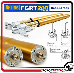 Forcella-Ohlins-R-amp-T-NIX-FGRT-201-Kawasaki-ZX10R-2012-Front-Fork