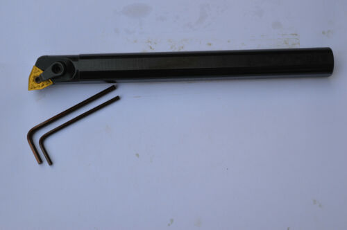1pcs   S20R-MWLNR08 20x200mm Lathe Turning Tool Boring Bar Holder For WNMG0804
