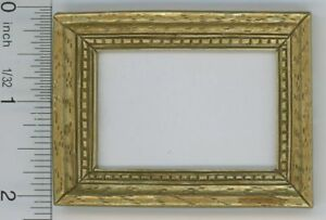 Dolls House Miniature 1//12th Scale Set of Oval Photo Frames Q6T5
