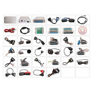 CARPROG FULL 10.05 Diagnose Diagnosegerät Airbag KM korrektur OBD 21 Adapter