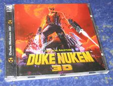 SUPER Duke CD PC DUKE NUKEM 3 D classico di culto