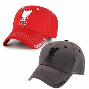 Liverpool-Elijah-Baseball-Cap-Two-Designs-Official-Club-Licensed-Merchandise