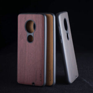 Case-for-Motorola-Moto-G7-G5S-G6-G7-Plus-Luxury-wood-leather-case-silicone-cover