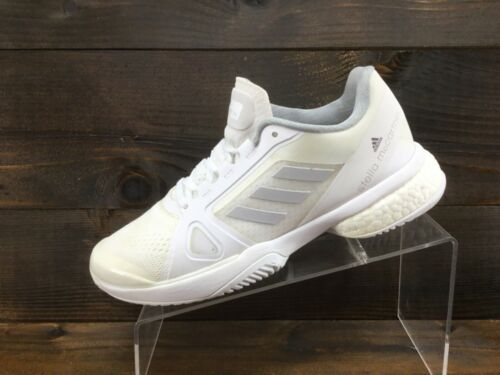 Adidas Stella McCartney Womens White Tennis Court