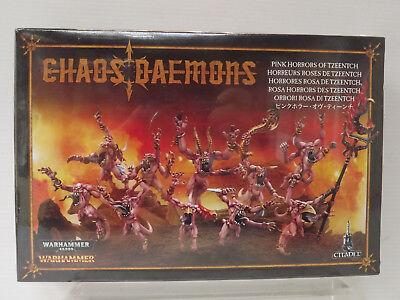 Warhammer 40 000 Chaos Daemons Citadel 10 Figurines Neuf