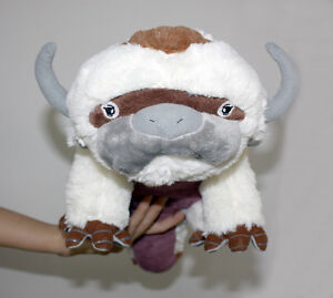 The Last Airbender Appa Avatar Soft Stuffed Plush Doll Toy 20 inches Xmas Gift
