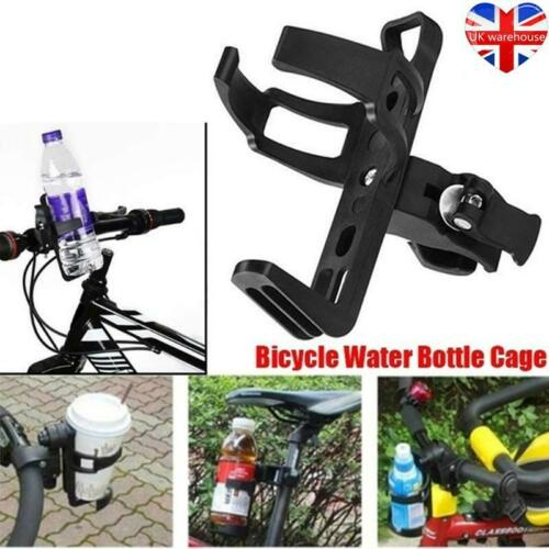 Mountain Bike Bicycle Bottle Cage MTB Cycling Mount Drink Water Cup Holder UK