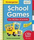 Let's leap ahead Kindergarten school games by Alex A. Lluch (Spiral bound, 2014)