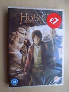 The-Hobbit-An-Unexpected-Journey-2012-DVD-New