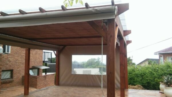 Pergola Patio Roof Deck Screen Carport Timber Construction Specialists Durbanville Gumtree Classifieds South Africa 534617573
