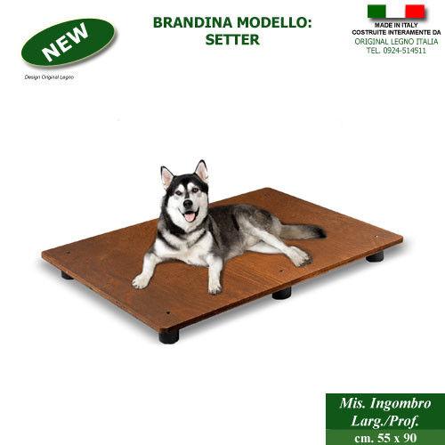 Brandina in Legno modello CB SETTER & Simili...