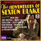 The Adventures of Sexton Blake by Dirk Maggs (CD-Audio, 2009)
