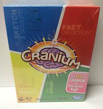 Cranium Family Board Game - Hasbro - SEALED ** GREAT GIFT **