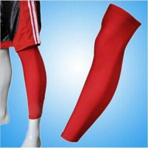 Leg-Sleeve-Cover-Sun-UV-Block-Knee-Pads-Guard-Protector-Sport-Jogging-Basketball