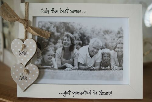 Personnalisé Cadre Photo par Filly Folie Grand-parent trois générations de cadeau!