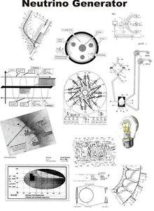 Ionengenerator, Ionenenergie als Antrieb für Generator