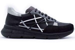 L4K3-MR-BIG-LEGEND-NERO-Fondo-exraleggero-Sneakers-Uomo-FW19