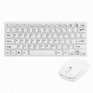 Wireless Keyboard /& Mouse Combo Set for Acer Dell Lenovo HP Desktop PC WT UK
