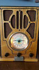 THOMAS COLLECTOR'S EDITION RADIO MODEL TPC 711 AM/FM/AFC CASSETTE MUSEUM SERIES