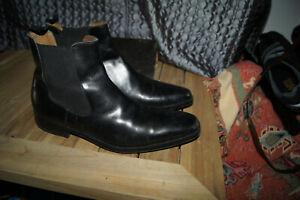 pero no vulgar estilo moderno descuento hasta 60% Magnanni Donosti Leather Ankle Boots Black Men Sz 11 MAGNANNI BOOTS 11 |  eBay