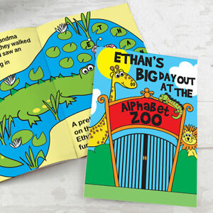 Zoo-Story-Book-Childs-Name-In-Story-Zoo-Book-Personalised-With-Name-And-Message