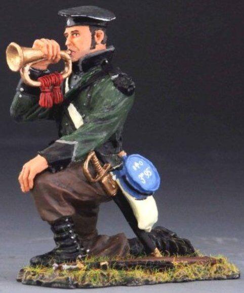THOMAS GUNN NAPOLEONIC BRITISH NAP015B 95TH RIFLES BUGLER CAP MIB