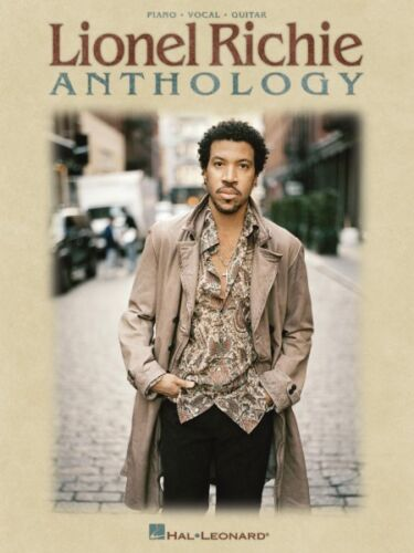 Lionel Richie Anthology Sheet Music Piano Vocal Guitar Songbook NEW 000306630