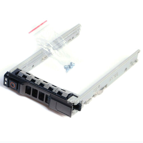 "10PCS 2.5/"" SAS SATA Hard Drive Tray Caddy 8FKXC For Dell Gen 13th PowerEdge R630"