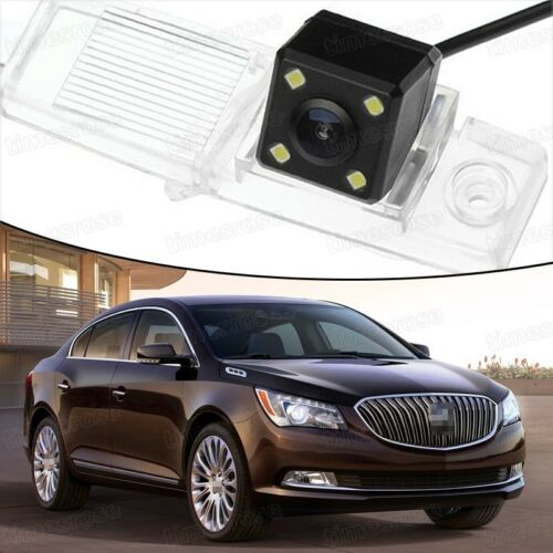 4 LED CCD Rearview Camera Reverse Parking Backup for Buick LaCrosse 2010-2015