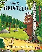 1 von 1 - Der Grüffelo - Axel Scheffler / Julia Donaldson - 9783407792914