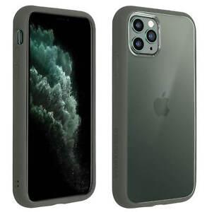 Details about Iphone 11 case pro max modular bumper rhinoshield nx mod charcoal grey- show original title