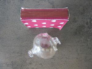 Glückschwein Glas Pfennig klein Figürchen - Elze, Deutschland - Glückschwein Glas Pfennig klein Figürchen - Elze, Deutschland