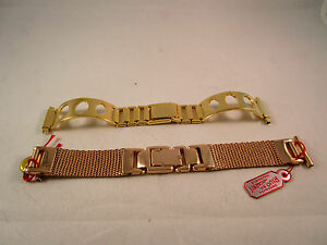 Swiss-Made-Stainless-Steel-Strap-Band-Clasp-For-Watches-X2
