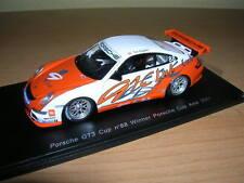 Spark Porsche GT3 Cup Winner Posche Cup Asia Sugden 2007 S1906 1:43 #88