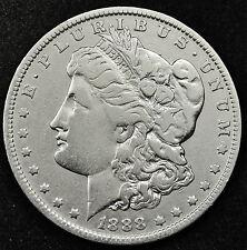 1888-o Morgan Silver Dollar.  Better Grade.  87425  (Inv. A)