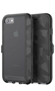 best service d2943 13bc3 Details about Original Tech21 Evo Wallet Case Cover Card Slots For Apple  iPhone 7 iPhone 8