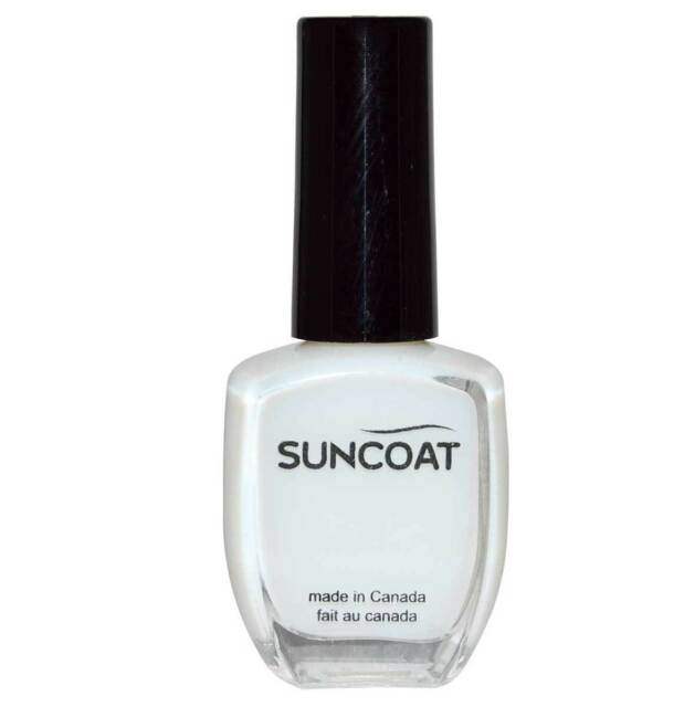 Nail Polish Suncoat Products 0.43 Oz Clear Top Coat | eBay