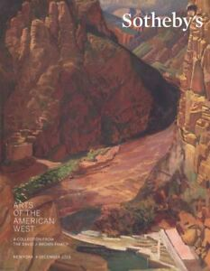 Sotheby-039-s-New-York-Catalogue-Arts-of-The-American-West-2013-HB