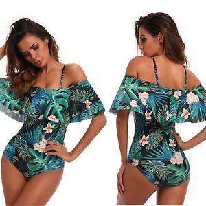 Women-One-piece-Sexy-Swimsuit-Swimwear-Push-Up-Bikini-Monokini-Bathing-Suit
