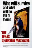 The Texas Chainsaw Massacre Movie POSTER 27 x 40, Marilyn Burns, A, LICENSED NEW