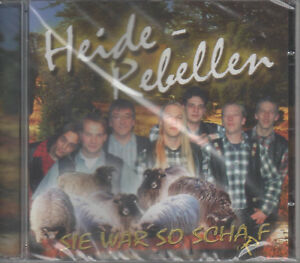 Heide-Rebellen-Sie-war-so-Scharf-CD-NEU-Es-geht-wieder-los-Endlich-Fehler