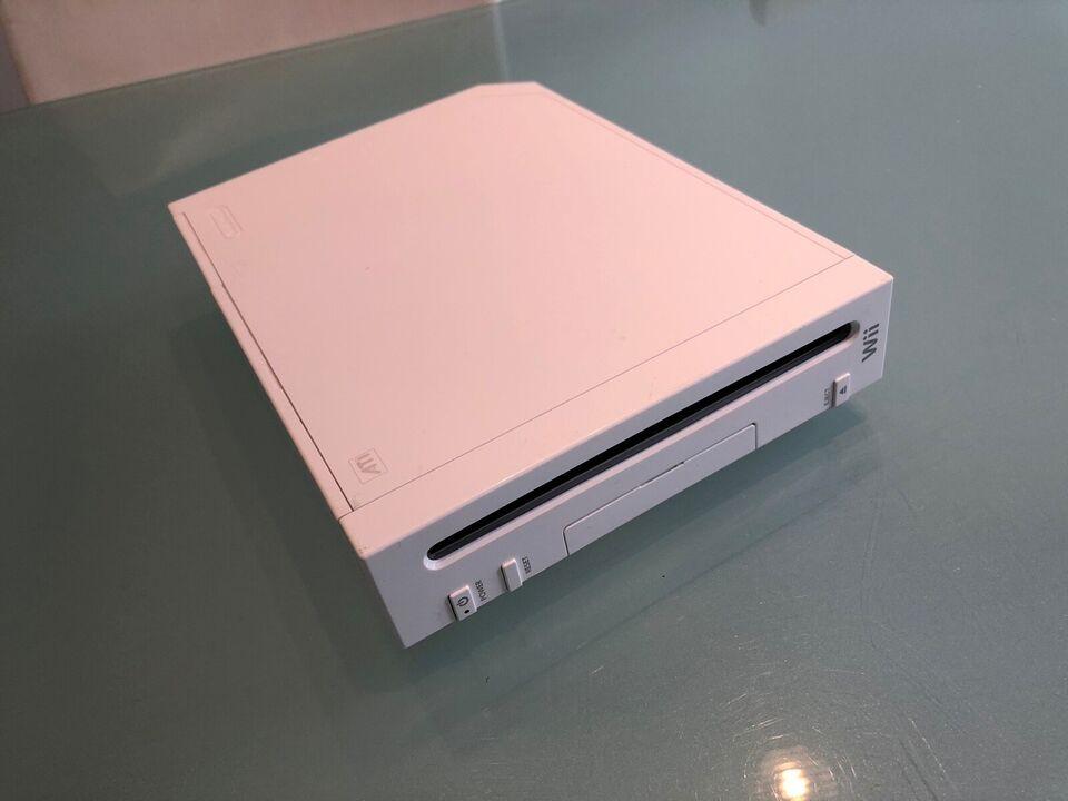 Nintendo Wii, RVL-001(EUR), God