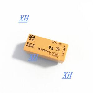 1 pcs Relay: electromagnetic; SPST-NO x2 + SPST-NC x2; Ucoil:24VDC