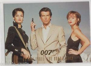 JAMES-BOND-007-TRADING-CARD-VOLUME-THREE-THE-BOND-LEGACY-PROMO-CARD-P3-INKWORKS