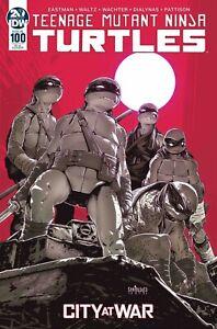 2019-Teenage-Mutant-Ninja-Turtles-TMNT-100-1-10-SANTOLOUCO-Variant-Cover